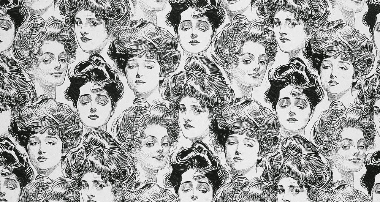 Mulheres inspiradoras: a fotojornalista Frances Benjamin Johnston, a Nova Mulher e as Gibson Girls